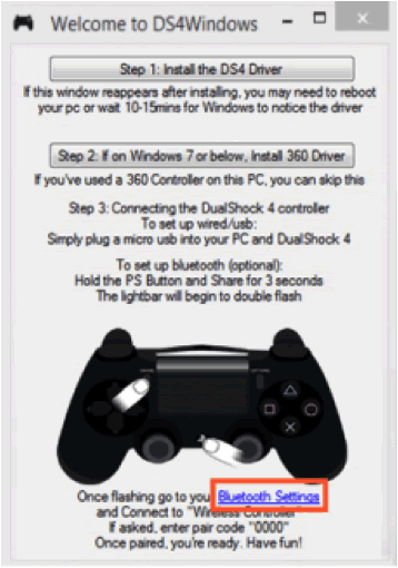How to Connect PS4 Controller - Image 13