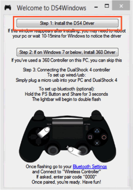 How to Connect PS4 Controller - Image 9