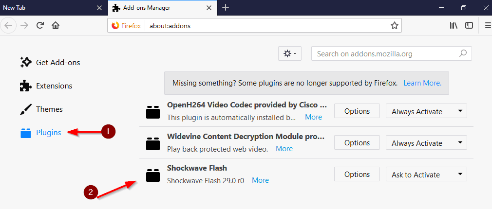 How to Enable Flash - Image 8