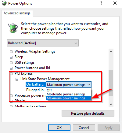 How to Fix Driver Power State Failure in Windows 10 - Image 8