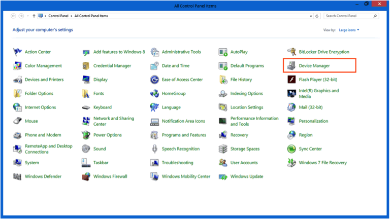 How To Open Device Manager in Windows 10, 7 & 8 - Image 10
