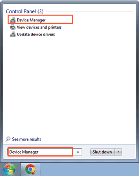 How To Open Device Manager in Windows 10, 7 & 8 - Image 11
