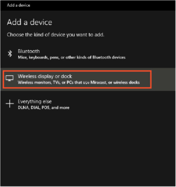 How to Setup & Fix Miracast on Windows 10 - Image 6