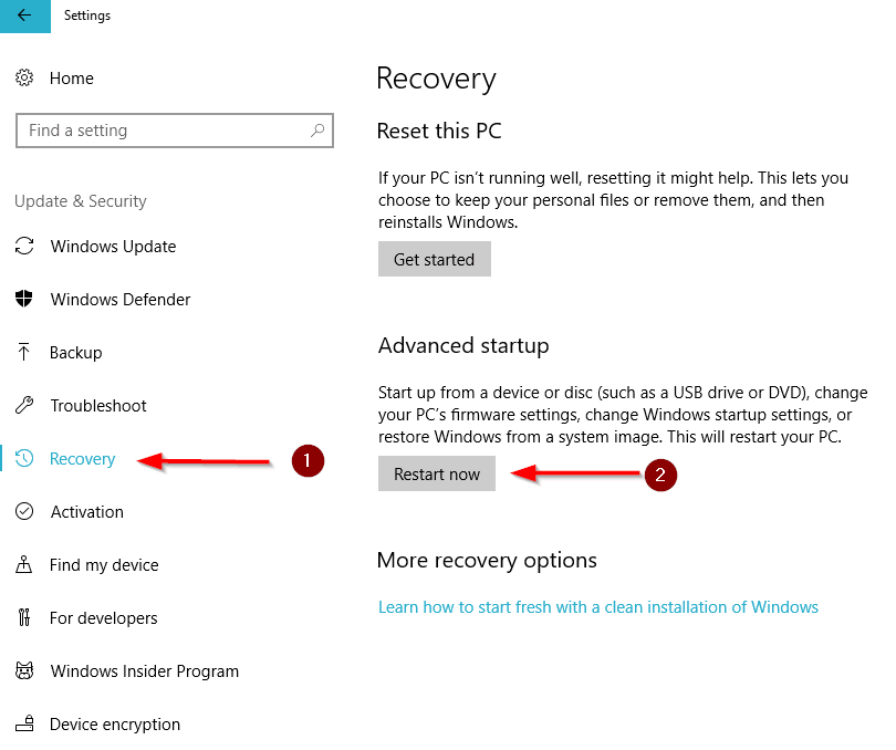 How to Start in Safe Mode in Windows 10 - Image 8