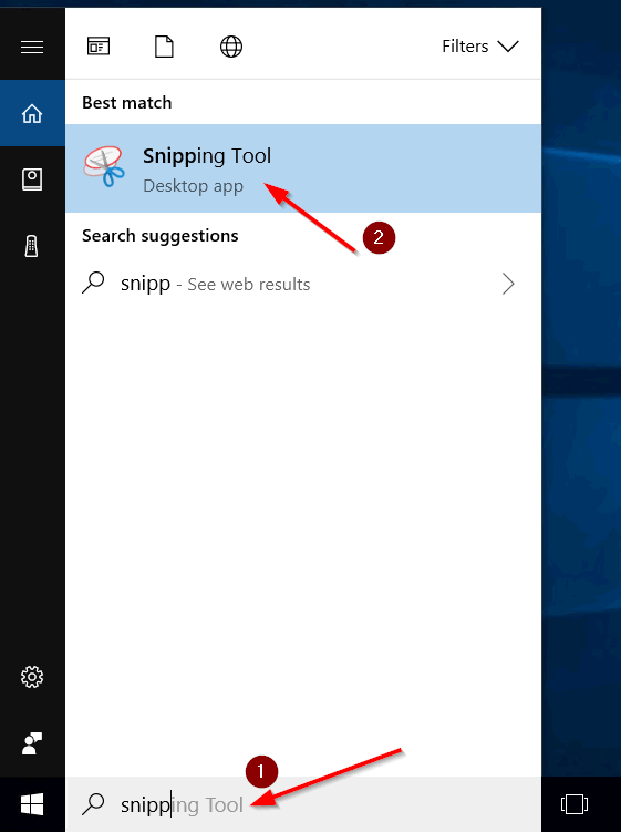 How to Take Screenshots in Windows 10 - Image 1