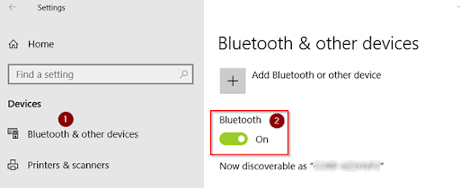 How to Turn on Bluetooth in Windows 10 - Image 3